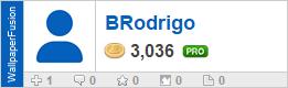 BRodrigo's profile on WallpaperFusion.com