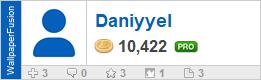 Daniyyel's profile on WallpaperFusion.com