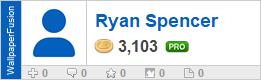 Ryan Spencer's profile on WallpaperFusion.com