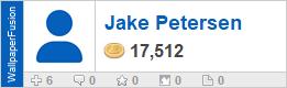Jake Petersen's profile on WallpaperFusion.com