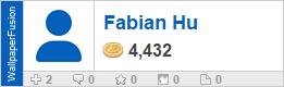 Fabian Hu's profile on WallpaperFusion.com