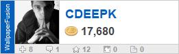 Caio Deepca Cesar's profile on WallpaperFusion.com