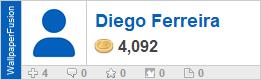 Diego Ferreira's profile on WallpaperFusion.com