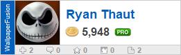 Ryan Thaut's profile on WallpaperFusion.com