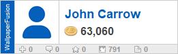 John Carrow's profile on WallpaperFusion.com