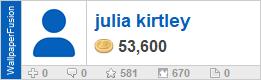 julia kirtley's profile on WallpaperFusion.com