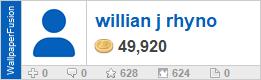 willian j rhyno's profile on WallpaperFusion.com