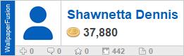 Shawnetta Dennis' profile on WallpaperFusion.com