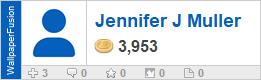 Jennifer J Muller's profile on WallpaperFusion.com