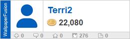 Terri2's profile on WallpaperFusion.com