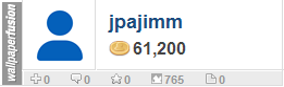 jpajimm's profile on WallpaperFusion.com