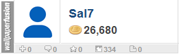 Sal7's profile on WallpaperFusion.com