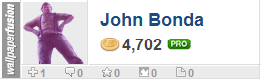 John Bonda's profile on WallpaperFusion.com