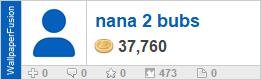 nana 2 bubs' profile on WallpaperFusion.com
