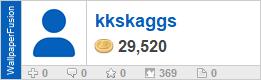 kkskaggs' profile on WallpaperFusion.com