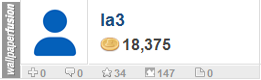 la3's profile on WallpaperFusion.com