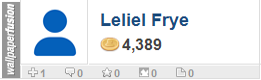 Leliel Frye's profile on WallpaperFusion.com