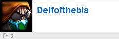 Delfofthebla