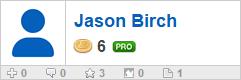 Jason Birch's profile on WallpaperFusion.com