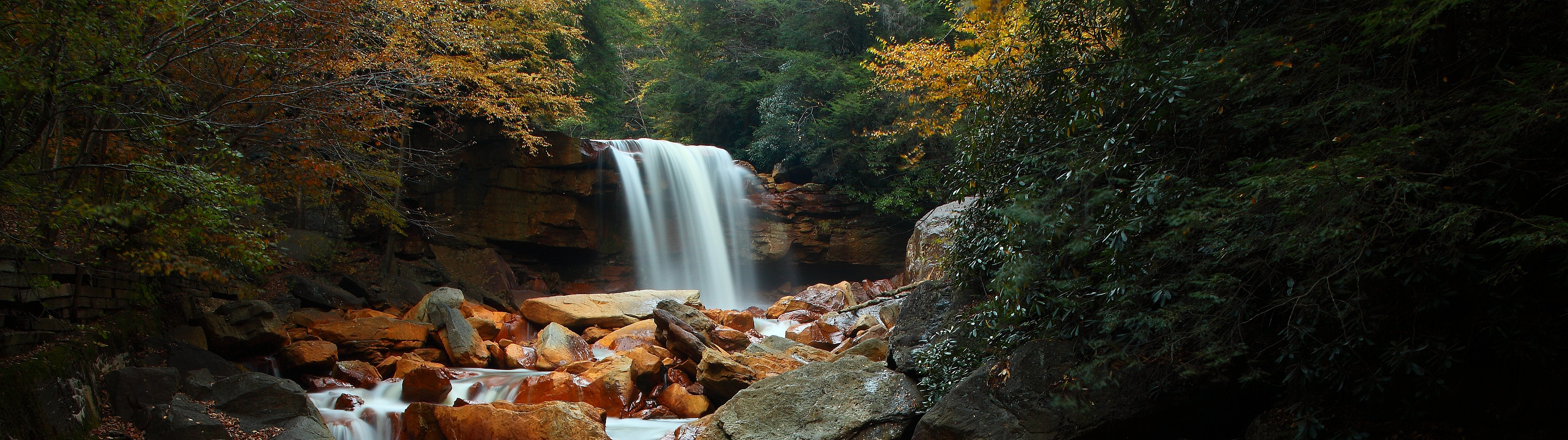 Rocks-waterfalls-autumn-foliage_-_West_Virginia_-_Forest.jpg