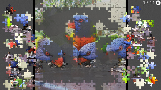144 Piece Puzzle